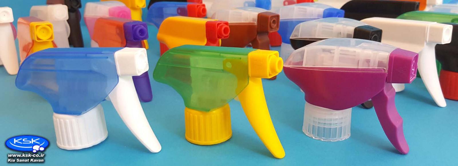 پمپ های تریگر شیشه شور Trigger Pump